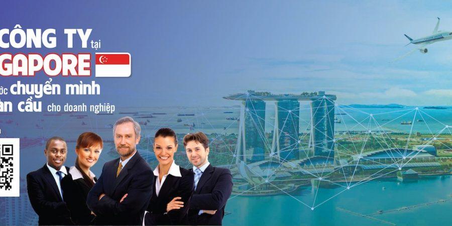 Gói Cơ Bản: Thành lập Doanh nghiệp tại Singapore
