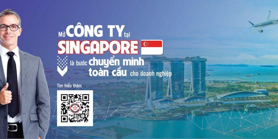 Gói Doanh Nhân: Thành lập Doanh nghiệp + Thẻ lao động tại Singapore