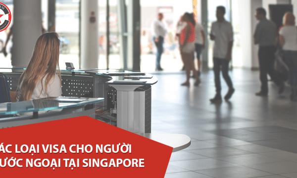 Tổng hợp các loại visa Singapore