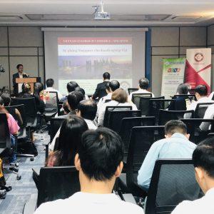 Singapore – cầu nối giúp doanh nghiệp nhỏ và vừa Việt Nam ra thế giới