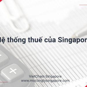 Hệ thống thuế của Singapore